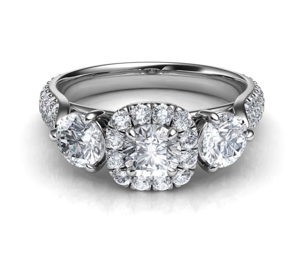 עיצוב מיוחד של טבעת